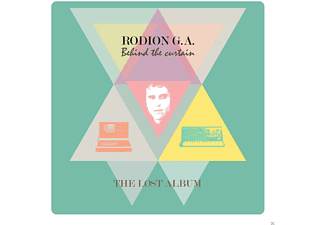 Rodion G.A. - Behind The Curtain - The Lost Album (2lp) - (Vinyl)