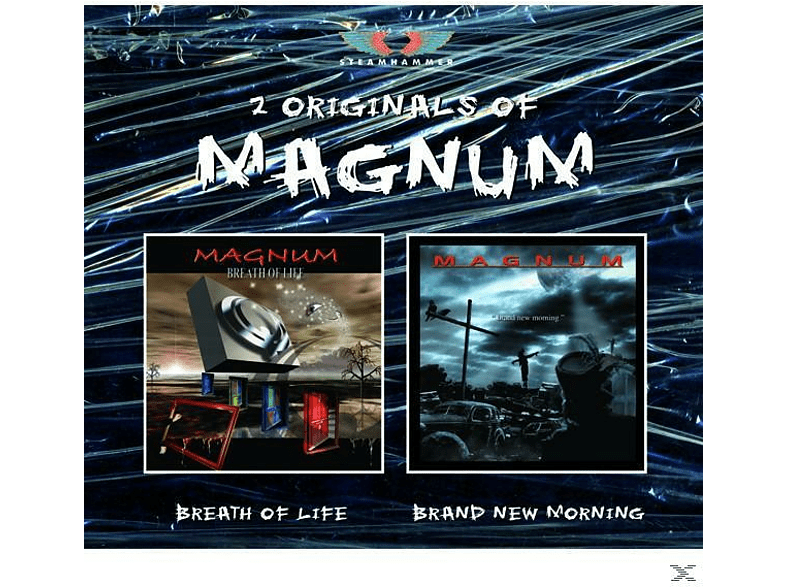 Magnum - Breath Of Life/Brand New Morning [CD]
