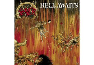 Slayer Hell Awaits (LP) Heavy Metal Vinyl
