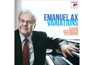 Emanuel Ax - Variations (CD)
