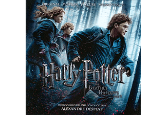 Alexandre Desplat, London Symphony Orchestra - Harry Potter and the Deathly Hallows Part 1 (Harry Potter és a Halál ereklyéi 1. rész) (CD)
