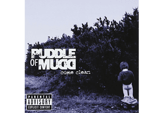 Puddle Of Mudd - Come Clean - (CD)