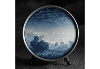 Adept - Sleepless - (CD)