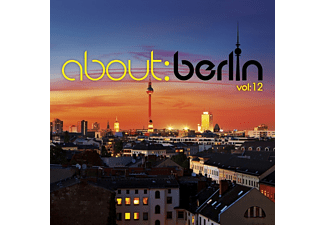VARIOUS - About: Berlin Vol: 12 (4fach Vinyl) - (Vinyl)
