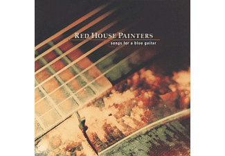 Red House Painters - Songs For A Blue Guitar (2LP) - (Vinyl)