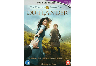 Outlander Season 1 DVD