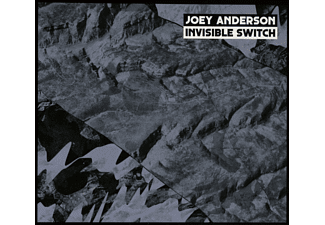 Joey Anderson - Invisible Switch - (CD)