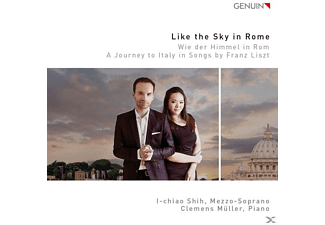 Shih,I-chiao/Müller,C. - Like The Sky In Rome-A Journey To Italy - (CD)