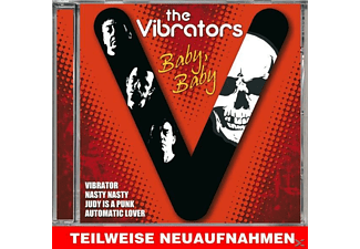 The Vibrators - Baby Baby - (CD)