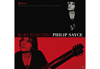 Philip Sayce - Ruby Electric - (CD)
