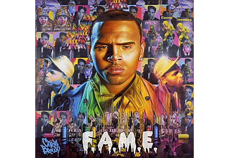 Chris Brown - F.A.M.E. (CD)