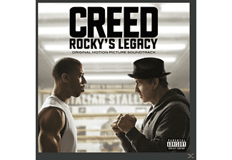 OST/VARIOUS - Creed - (CD)
