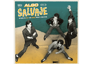 VARIOUS - Algo Salvaje Vol.2 - (CD)