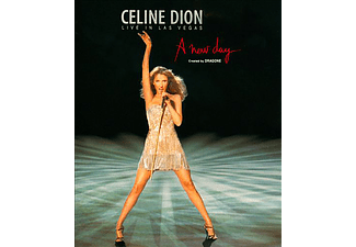 Céline Dion - Live in Las Vegas - A New Day (DVD)