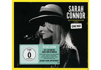 Sarah Connor - Muttersprache Live-Ganz Nah (Deluxe Edt.) - (CD + DVD Video)