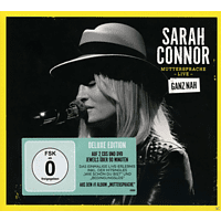 Sarah Connor - Muttersprache Live-Ganz Nah (Deluxe Edt.) [CD]