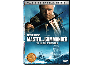 Master and Commander Στα Πέρατα του Κόσμου DVD