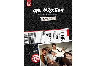 One Direction - Take Me Home - Deluxe Yearbook Edition (CD)