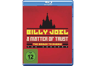 Billy Joel - A Matter Of Trust - The Bridge To Russia - The Concert (Blu-ray)
