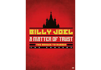 Billy Joel - A Matter Of Trust - The Bridge To Russia - The Concert (DVD)