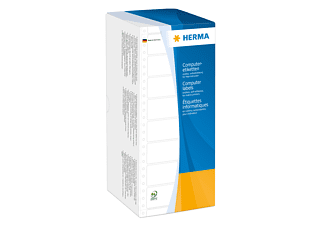 HERMA 8213 Computeretiketten  101.6x48.4 mm A4 6000 St.