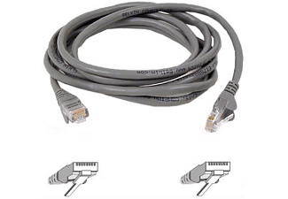 BELKIN Câble Ethernet Cat 5 (A3L791R15M-S)