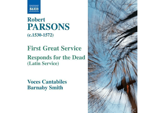 Voces Cantabiles, Barnaby/voces Cantabiles Smith - First Great Service/Responds - (CD)
