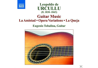 Eugenio Tobalina - Gitarrenmusik - (CD)
