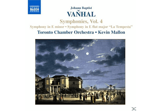 Toronto Co, Kevin/toronto Ko Mallon - Symphonien Vol.4 - (CD)