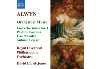 Royal Liverpool Po, Lloyd-Jones/Royal Liverpool PO - Orchesterwerke - (CD)