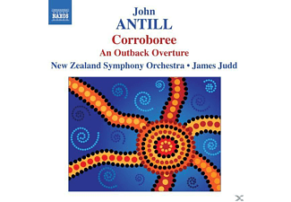 New Zeal So, James Judd New Zealand Symphony Orchestra - Corroboree/An Outback Overture - (CD)