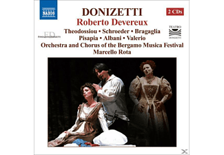 Various Artists, Orchestra And Chorus Of The Bergamo Musica Festival - Roberto Devereux - (CD)