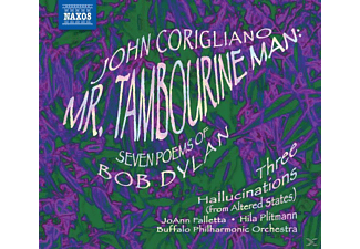 VARIOUS, Plitmann,Hila/Falletta,JoAnn//Buffalo PO - Mr.Tambourine Man - (CD)