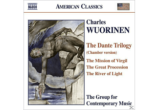 Group For Contemporary Music - The Dante Trilogy - (CD)