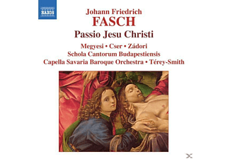 Mary Terey-Smith, Capella Savaria Barockorch. - Passio Jesu Christi - (CD)