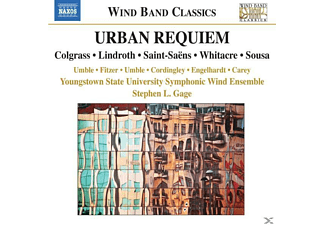 Youngstown State University, Gage/Youngstown State University - Urban Requiem - (CD)
