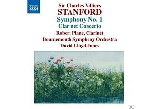 Plane, Plane/Lloyd-Jones/Bournemouth SO - Sinfonie 1/Klarinettenkonzert - (CD)
