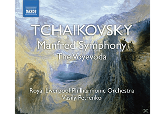 Royal Liverpool Po, Petrenko/Royal Liverpool PO - Manfred-Symphonie/Voyevoda - (CD)