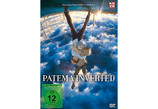 Patema Inverted - (DVD)