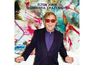 Elton John - Wonderful Crazy Night - (CD)