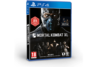 Mortal Kombat XL PlayStation 4