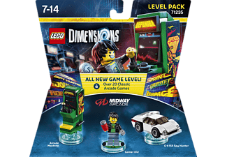 WARNER BROS GAMES. LEGO Dimensions Level Pack: Retro Games