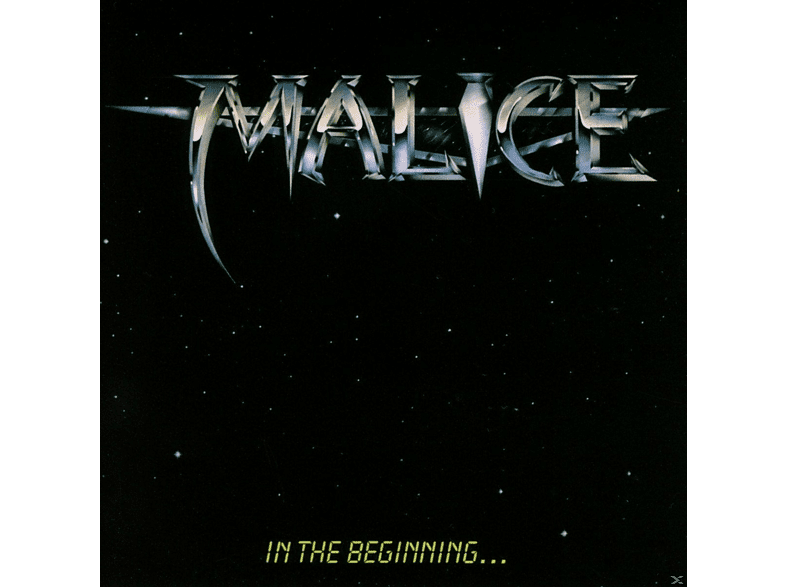 Malice - In The Beginning (Lim.Collectors Edition) [CD]