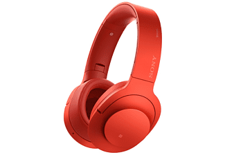 SONY H.ear on MDR-100ABN rood