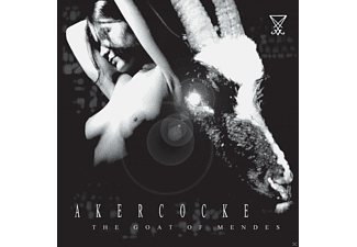 Akercocke - The Goat Of Mendes - (Vinyl)