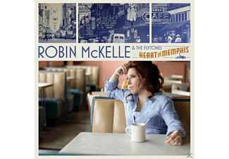 Robin Mckelle & The Flytones - Heart Of Memphis - (Vinyl)