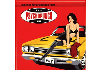 Psychopunch - Bursting Out Of Chucky's Town - (CD)