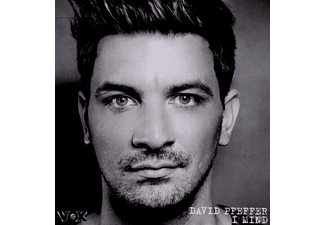David Pfeffer - I Mind - (CD)