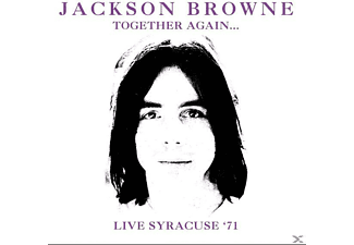 Jackson Browne - Together Again...Live Syracuse 71 [CD]