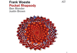 Frank Woeste - Pocket Rhapsody - (CD)